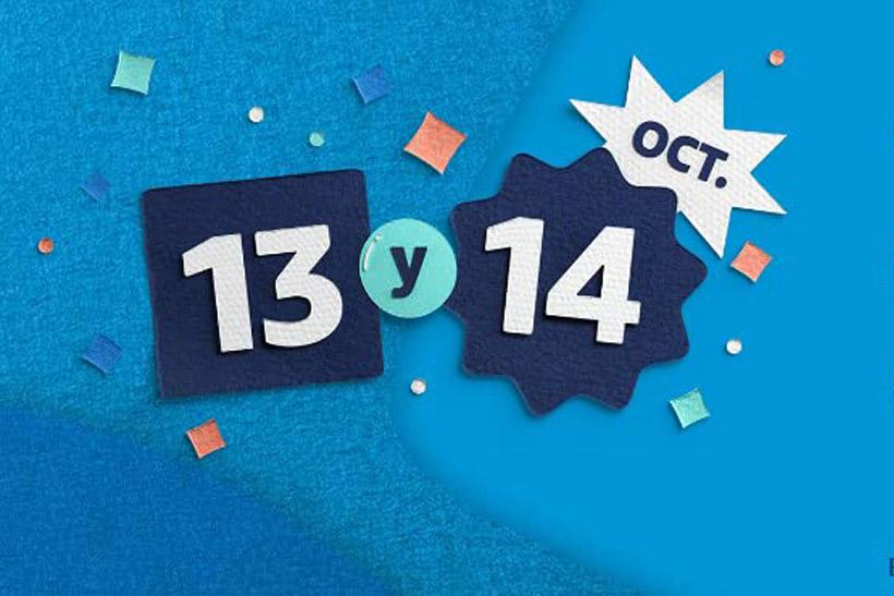 Amazon confirma el Prime Day para el 13 y 14  Octubre
