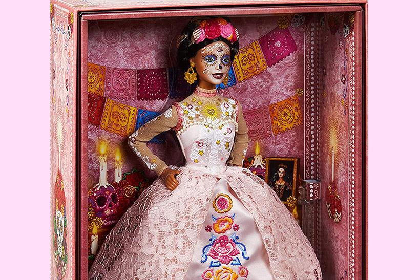 Barbie lanza muñeca para el Día de muertos 2020