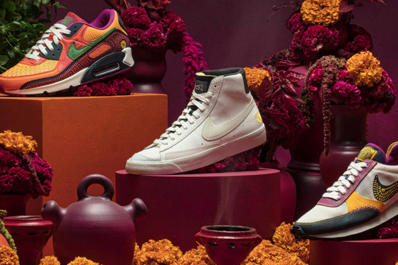 Tenis Nike Día de Muertos ¿cuál es su costo?