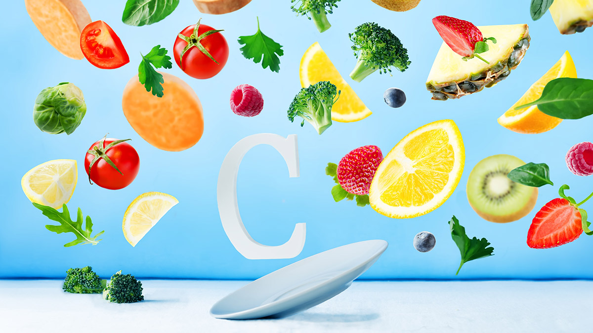 La vitamina C es útil contra el coronavirus