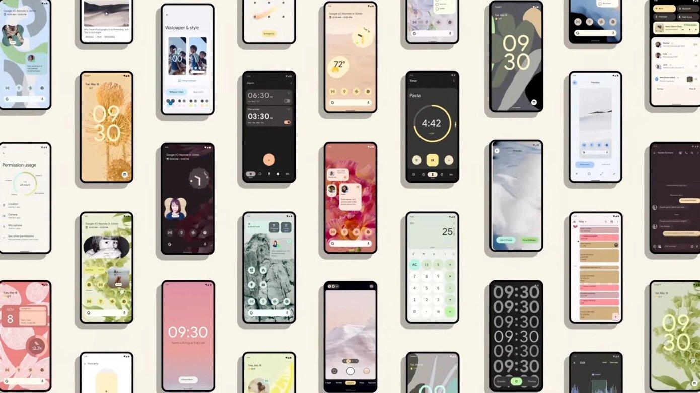 Android 12, la actualización más grande de la década