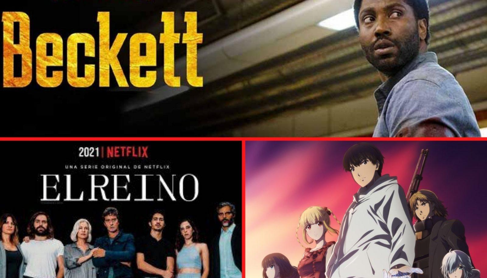 Estrenos de Netflix en el mes de Agosto