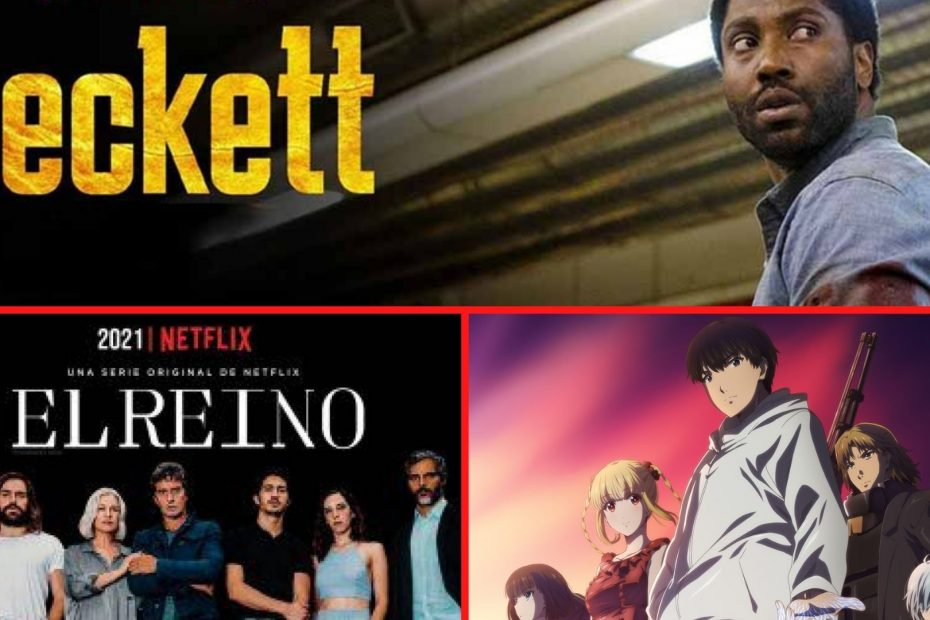 Estrenos Netflix Agosto