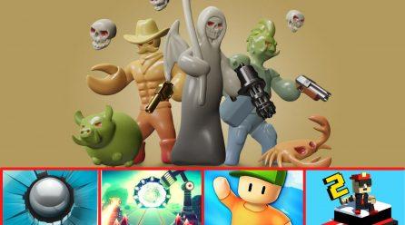 Top 5 de los juegos más adictivos para tu celular que no conocías