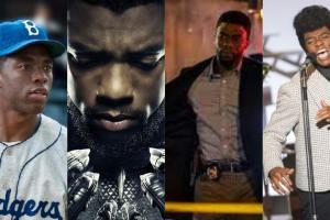 Chadwick Boseman, no solo fue Black Panther
